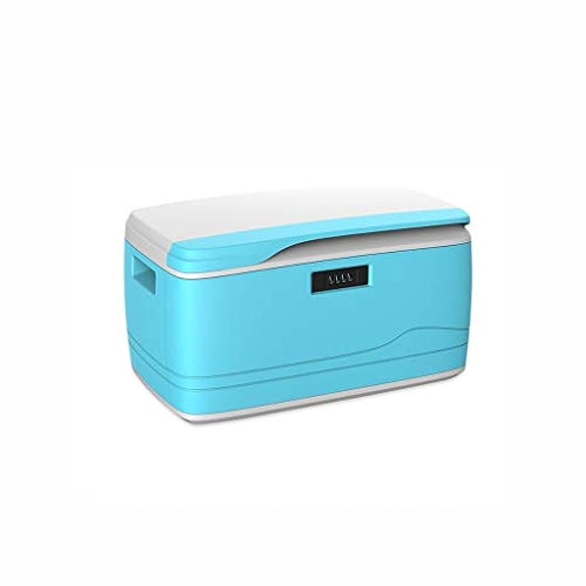 大容量薬収納ボックス付きパスワードロックプラスチック薬箱多機能医療ボックス車収納ボックス AMINIY (Color : C)