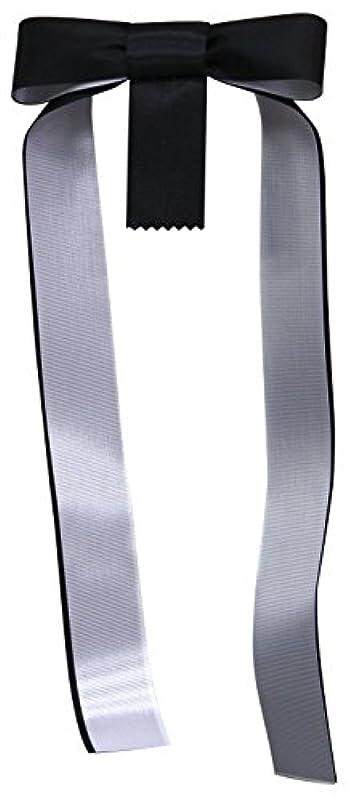 スクラッチロールスクリーチVANJOH NO30 T字葬儀用 白黒リボン 105245