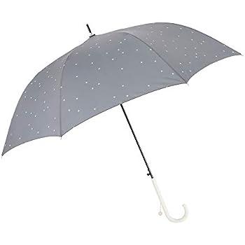 小川(Ogawa) 長傘 ジャンプ式 60cm 7本骨 CONVERSE 雨晴兼用 はっ水 UV加工 スモールスター 20163