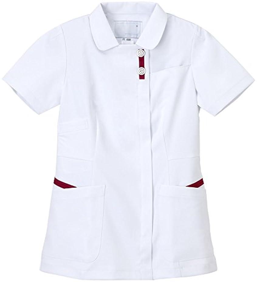 立証するクールの配列ナガイレーベン 女子上衣 FT-4532(M) Tバーガンディ
