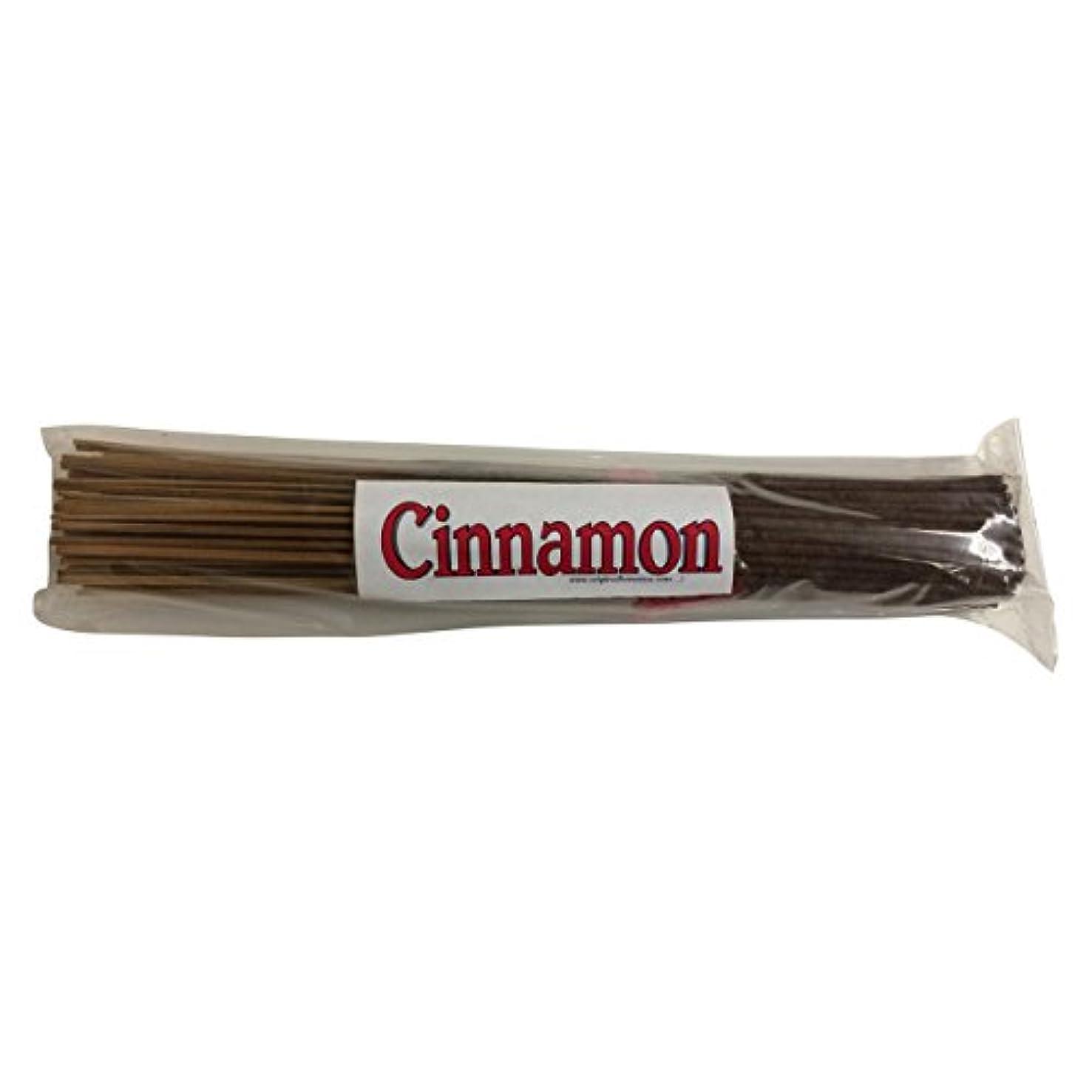 主流花弁素晴らしいCinnamon Incense Stick 10 1 /2