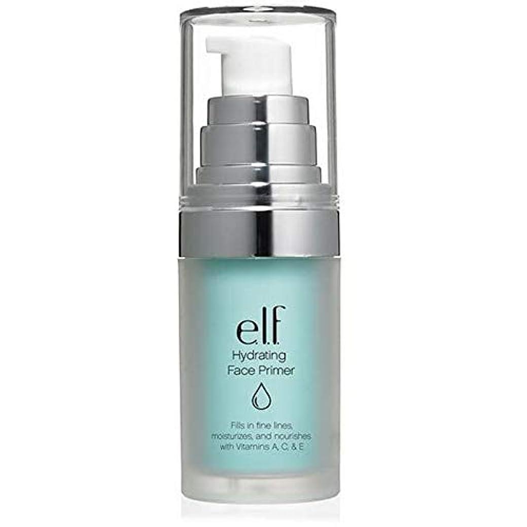 にやにやセクション深遠[Elf ] エルフ。水和顔プライマー - e.l.f. Hydrating Face Primer [並行輸入品]