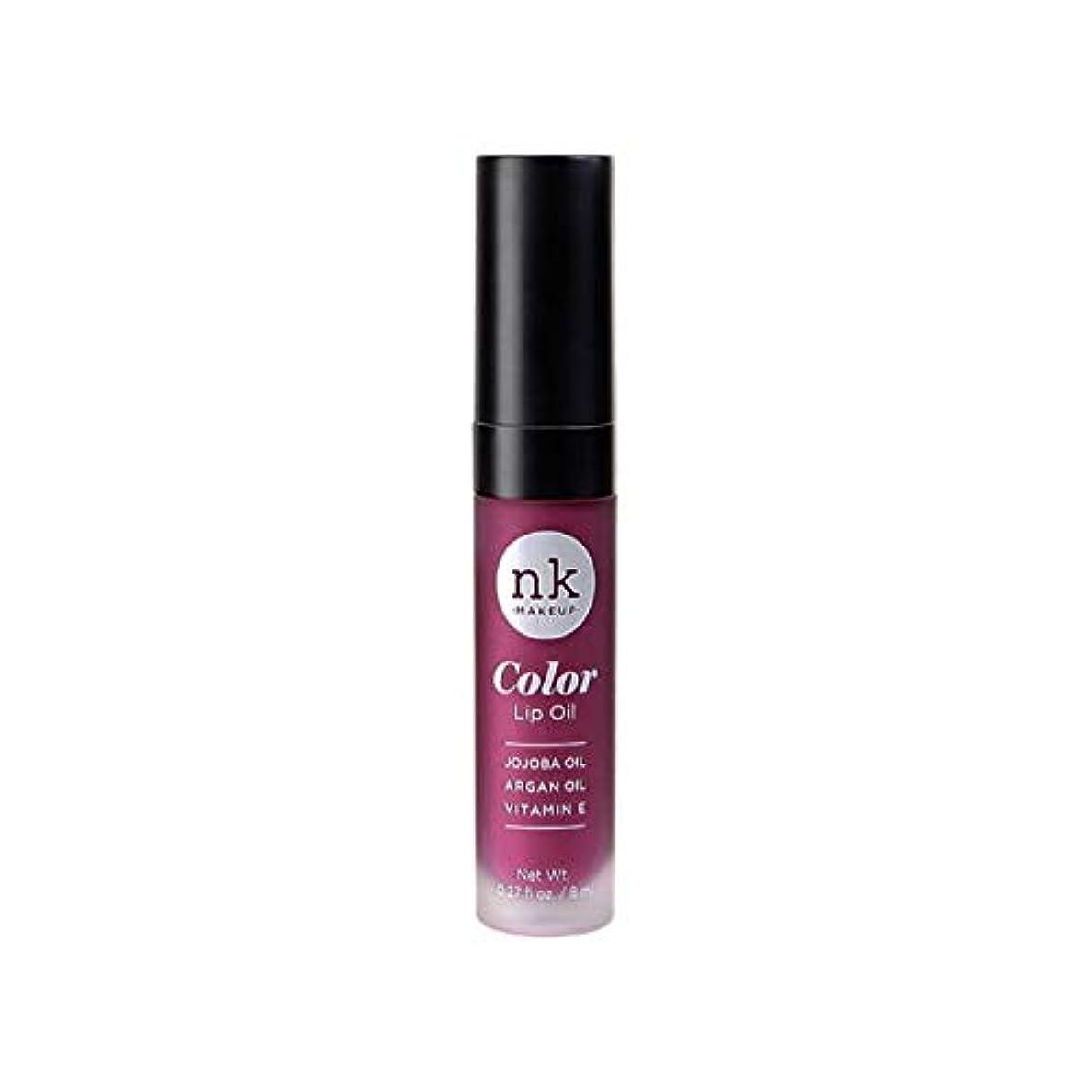 ミトン徴収便益NICKA K Color Lip Oil - Vintage Plum (並行輸入品)