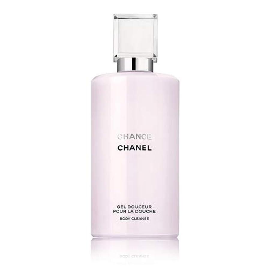 十無許可地中海シャネル チャンス スウィート シャワージェル 200ml CHANEL CHANCE BODY CLEANSE [9505] [並行輸入品]