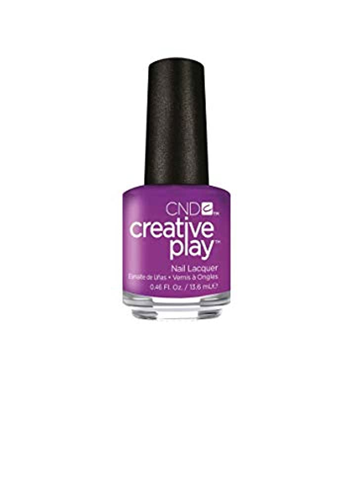 離れたボイコット起きろCND Creative Play Lacquer - Orchid You Not - 0.46oz / 13.6ml