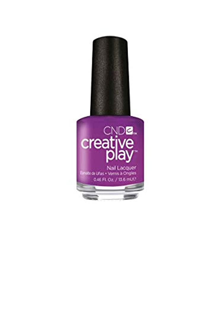 うるさいレギュラー領事館CND Creative Play Lacquer - Orchid You Not - 0.46oz / 13.6ml