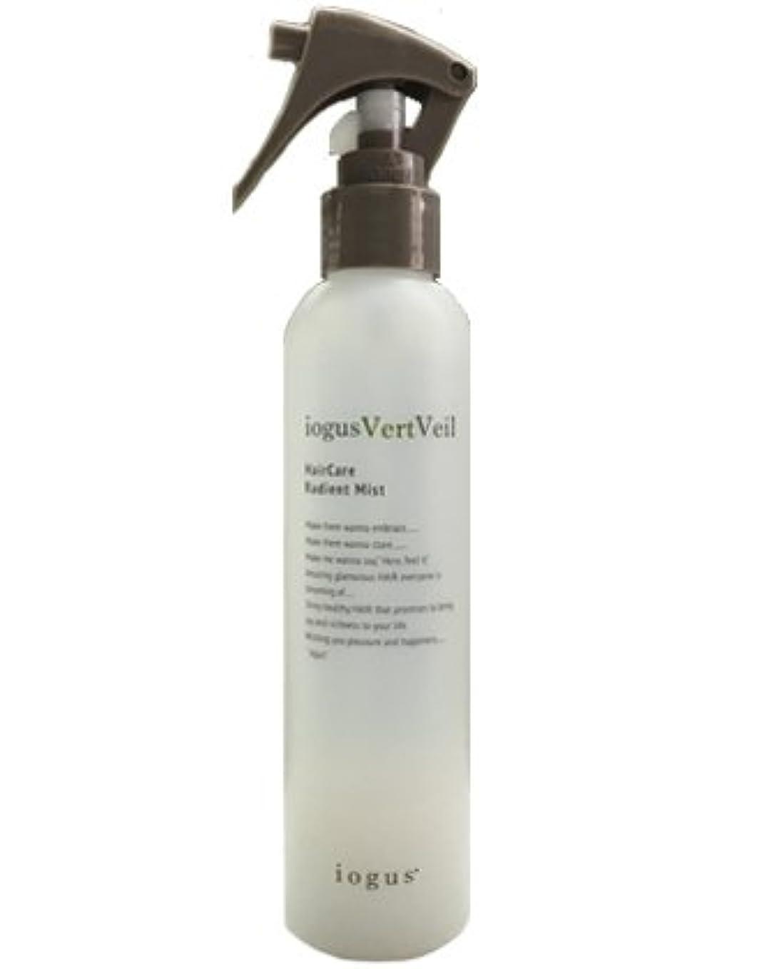 池明るい池イオグスヴェールヴェールミスト 200ml 美容室で大人気!芯のある髪にする導入型CMCミストが圧倒的な浸透力を実現!髪の内部までしっかり浸透し、ダメージホールを減少させ、艶やかでまとまりのある髪にします