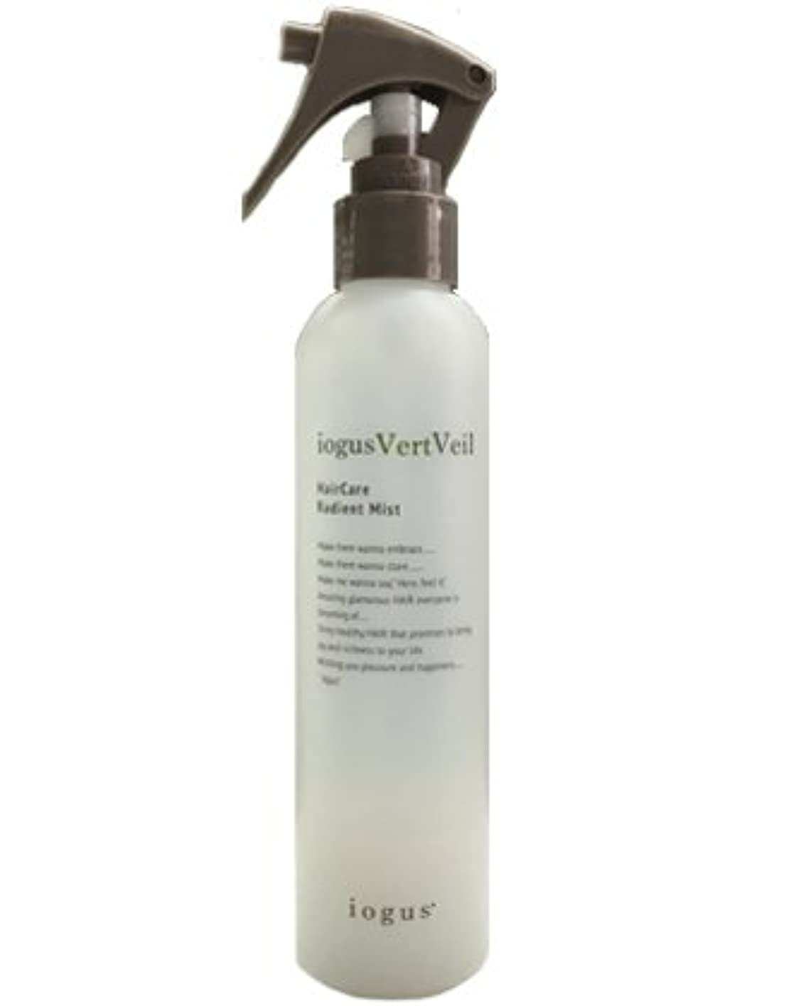 イオグスヴェールヴェールミスト 200ml 美容室で大人気!芯のある髪にする導入型CMCミストが圧倒的な浸透力を実現!髪の内部までしっかり浸透し、ダメージホールを減少させ、艶やかでまとまりのある髪にします