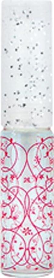 エレメンタル危険なきゅうり50441 【ヤマダアトマイザー】 グラスアトマイザー プラスチックポンプ 柄 アラベスク レッド