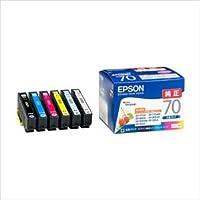 (業務用セット) エプソン EPSON インクジェットカートリッジ IC6CL70 6色パック 1セット 【×2セット】 AV デジモノ パソコン 周辺機器 インク インクカートリッジ トナー トナー カートリッジ エプソン(EPSON)用 [並行輸入品]