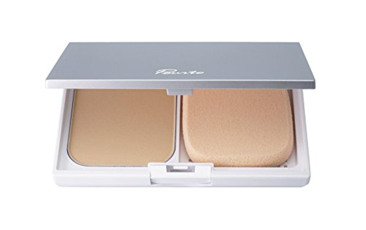 モス試験変わるポルトA 紫外線からお肌を守り、日焼けによるシミ、ソバカスを防ぐパウダリーファンデーション 3号:ベージュ(7503)