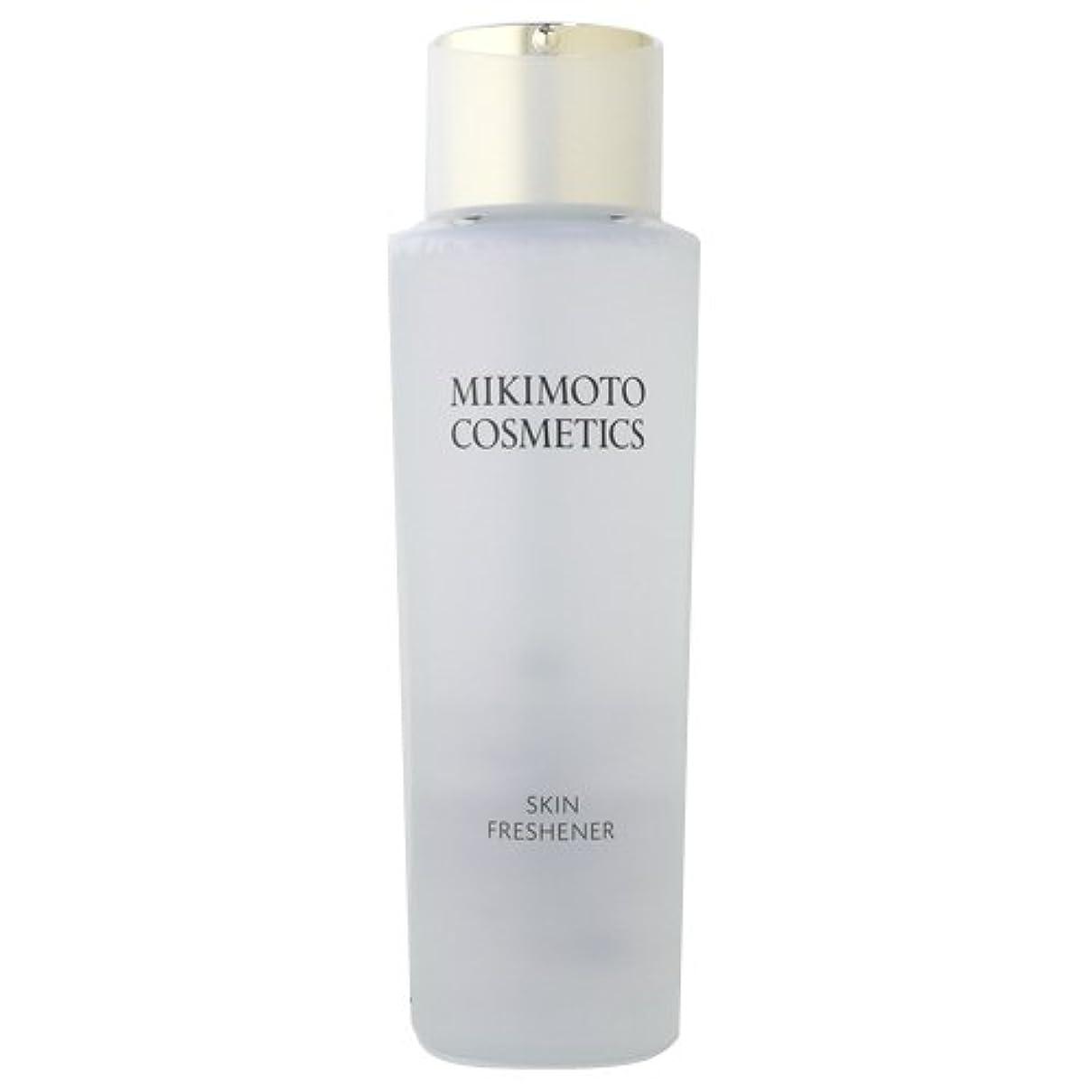 一杯巨人汚いミキモト化粧品 MIKIMOTO コスメティックス スキンフレッシュナー 200mL