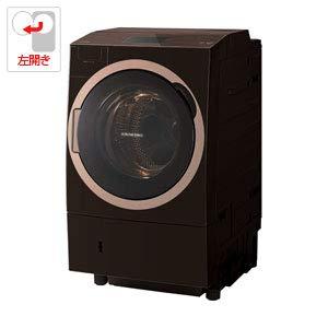 TOSHIBA(東芝ライフスタイル)『ZABOON ドラム式洗濯乾燥機(TW-127X7)』