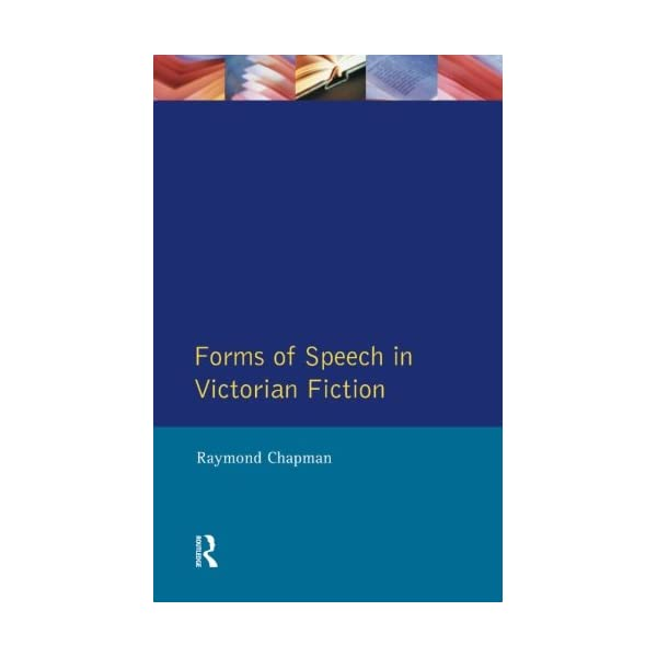 Forms of Speech in Victo...の商品画像