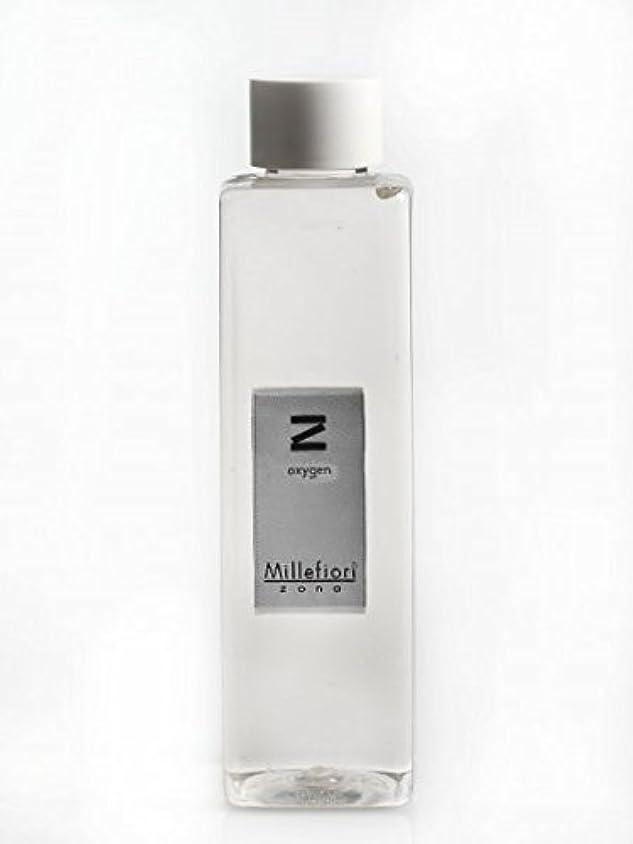 アニメーションナビゲーション良さミッレフィオーリ ゾナ フレグランス ディフューザー リフィル - オキシゲン 250ml/8.45oz並行輸入品
