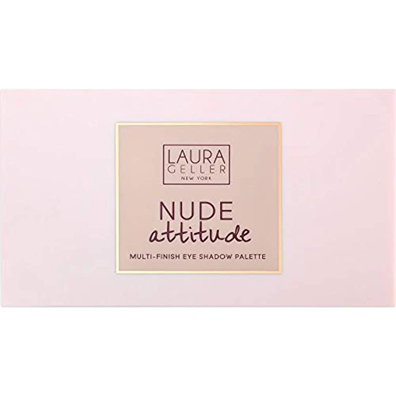 モード意図アベニュー[Laura Geller ] ローラ?ゲラーヌード態度マルチフィニッシュアイシャドウパレット12×1.1グラム - Laura Geller Nude Attitude Multi-Finish Eye Shadow...