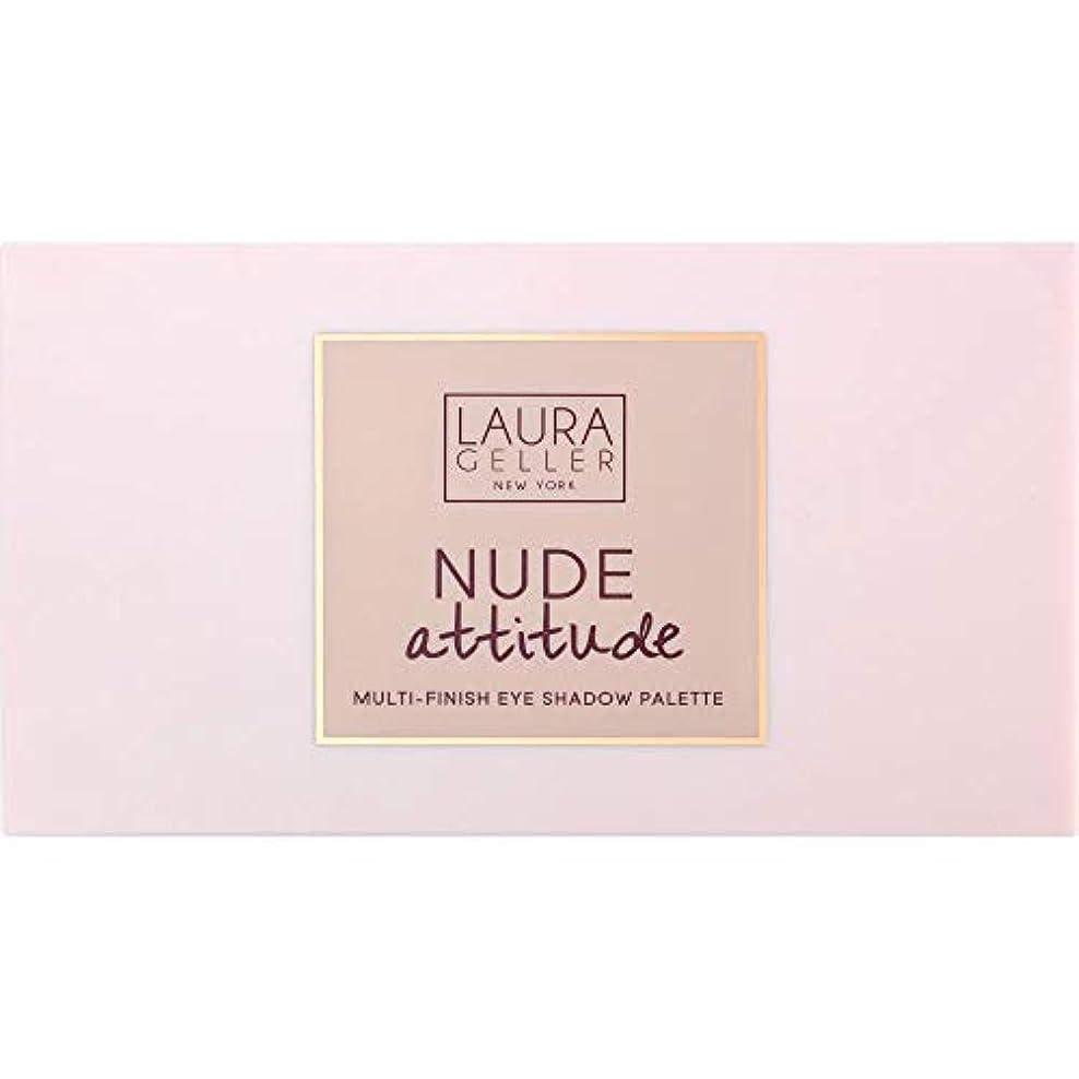 ドール機会ランプ[Laura Geller ] ローラ?ゲラーヌード態度マルチフィニッシュアイシャドウパレット12×1.1グラム - Laura Geller Nude Attitude Multi-Finish Eye Shadow...