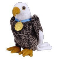 TY Beanie Baby - VALOR the Eagle (Internet Exclusive) by ty