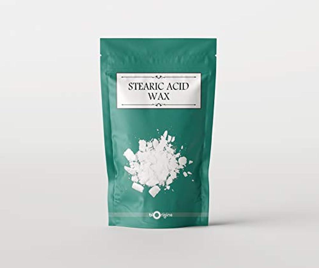 害ステップ再生可能Stearic Acid Wax 500g