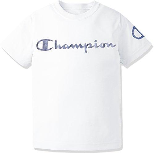 (チャンピオン) Champion キッズ C ODORLESS Tシャツ CK-KS301 010 ホワイト 160