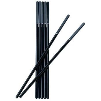 サントリー T型プラスチック マドラー ブラック 10本入 PMD4301