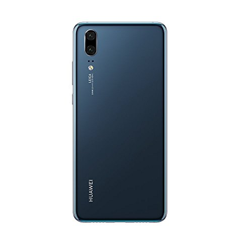 HUAWEI (ファーウェイ) P20 5.8インチ SIMフリー スマートフォン ミッドナイトブルー B07CZG3RN9 1枚目