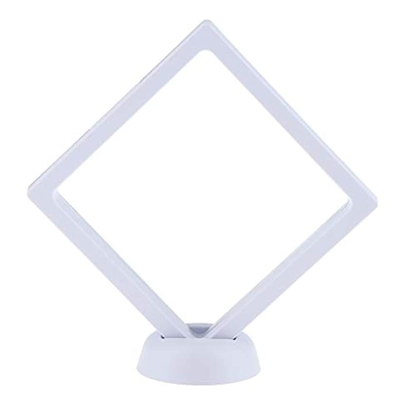 ロゴ緩む転用Sharplace ネイルアート 展示用 ボード ネイルサロンディスプレイ 2色選べ - 白