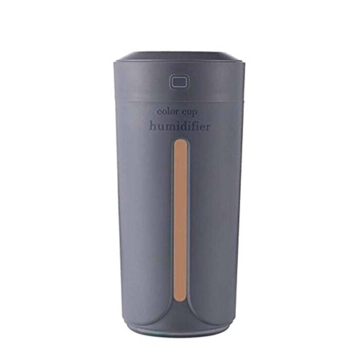 あいまいさグッゲンハイム美術館変更可能USBミニポータブルトラベルホームオフィス超音波エアクールミスト加湿器、小型&絶妙な、取り外し可能な、新鮮な、環境、日用品