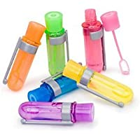 Package of 10 Mini Test TubeS of Touchable Bubbles For Party Favors by Toysmith [並行輸入品]