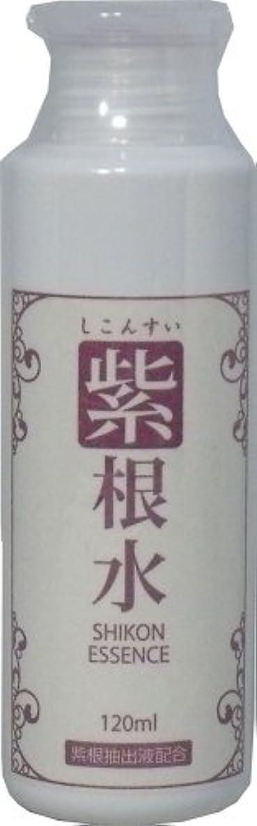 喜んで王位ストレッチ紫根水 (シコンエキスエッセンス) 120ml ×6個セット