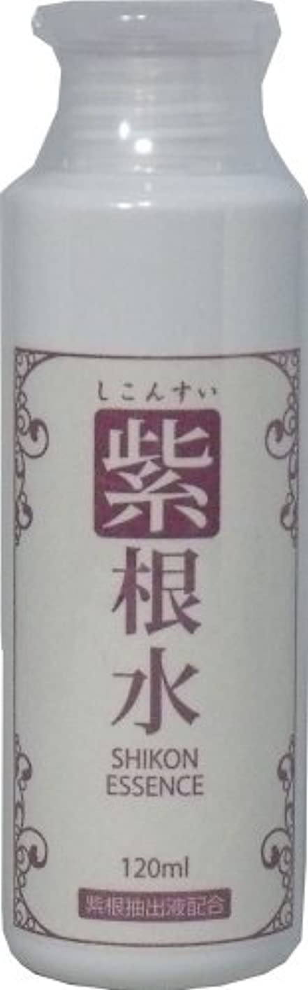 投資助手チップ紫根水 (シコンエキスエッセンス) 120ml ×5個セット