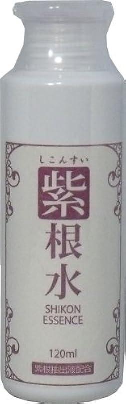 虚偽テナント配置紫根水 (シコンエキスエッセンス) 120ml ×6個セット
