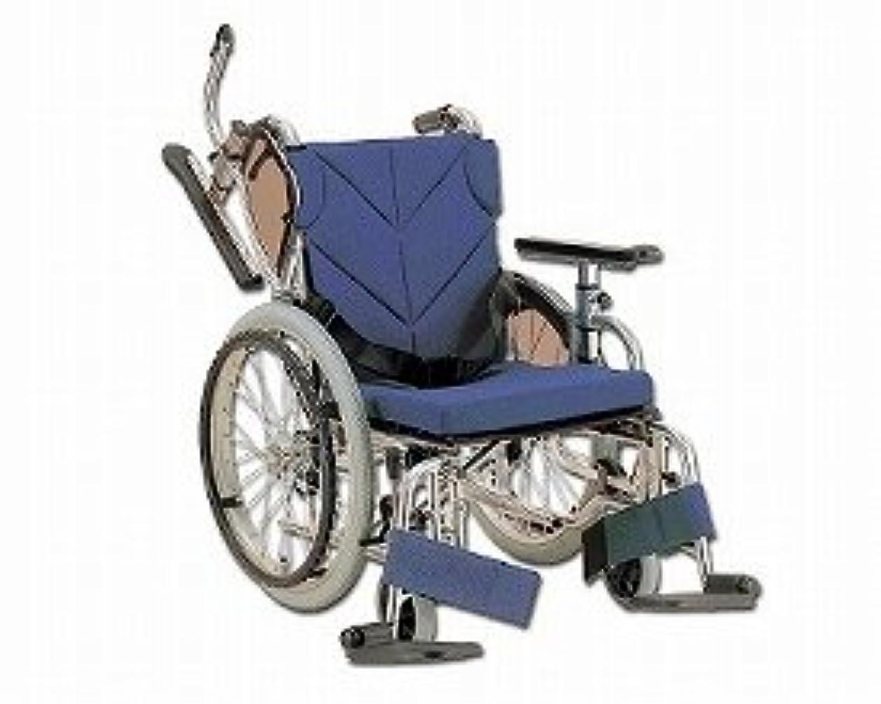 症状五十ルーム自走用 車椅子 低床型簡易モジュール KZ20-38 40 42-SSL 超々低床タイプ 座幅40cm No.88 (エコブラック)