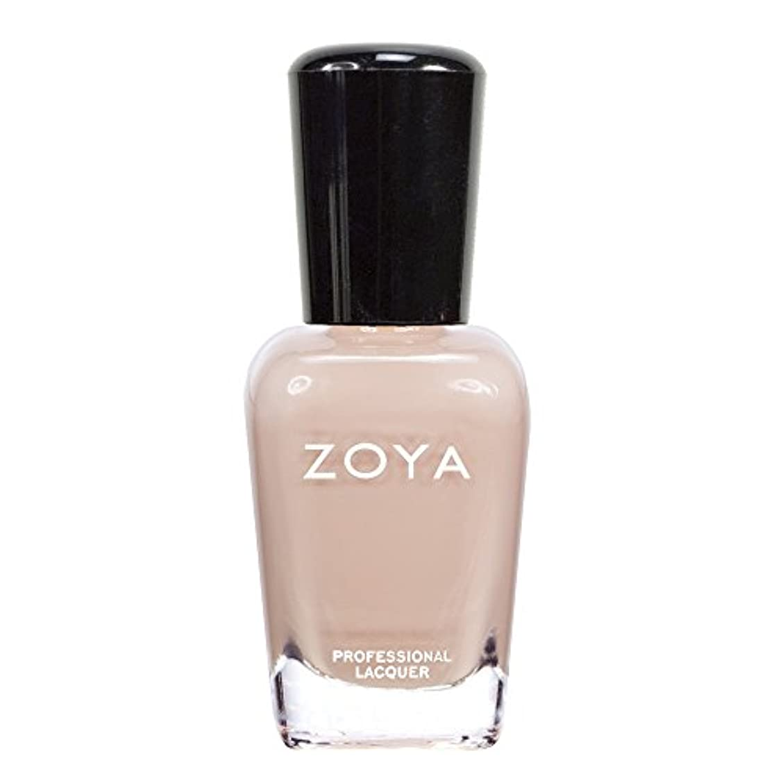 単語にんじん熱ZOYA ゾーヤ ネイルカラーZP596 AVERY エイブリィ 15ml 優しく色づくブロンドベージュ マット/クリーム 爪にやさしいネイルラッカーマニキュア