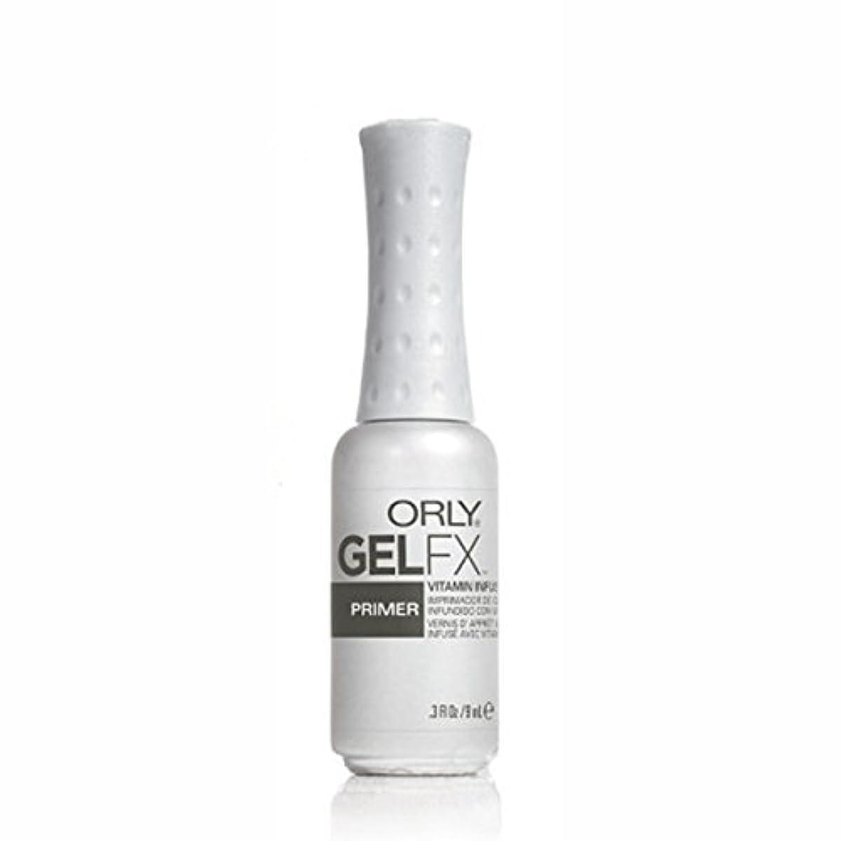 お気に入りラック下線ORLY(オーリー)ジェルFXプライマー 9ml #34100