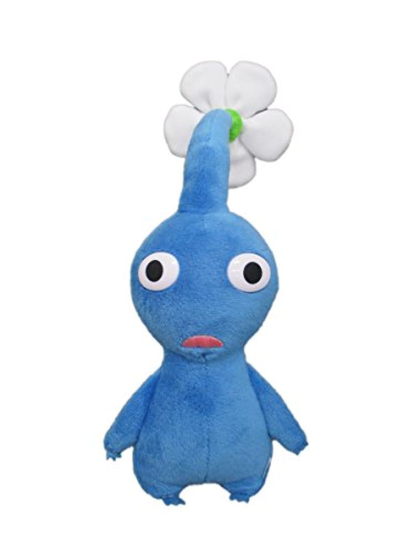 ピクミン PK02 青ピクミン ぬいぐるみ  高さ17cm