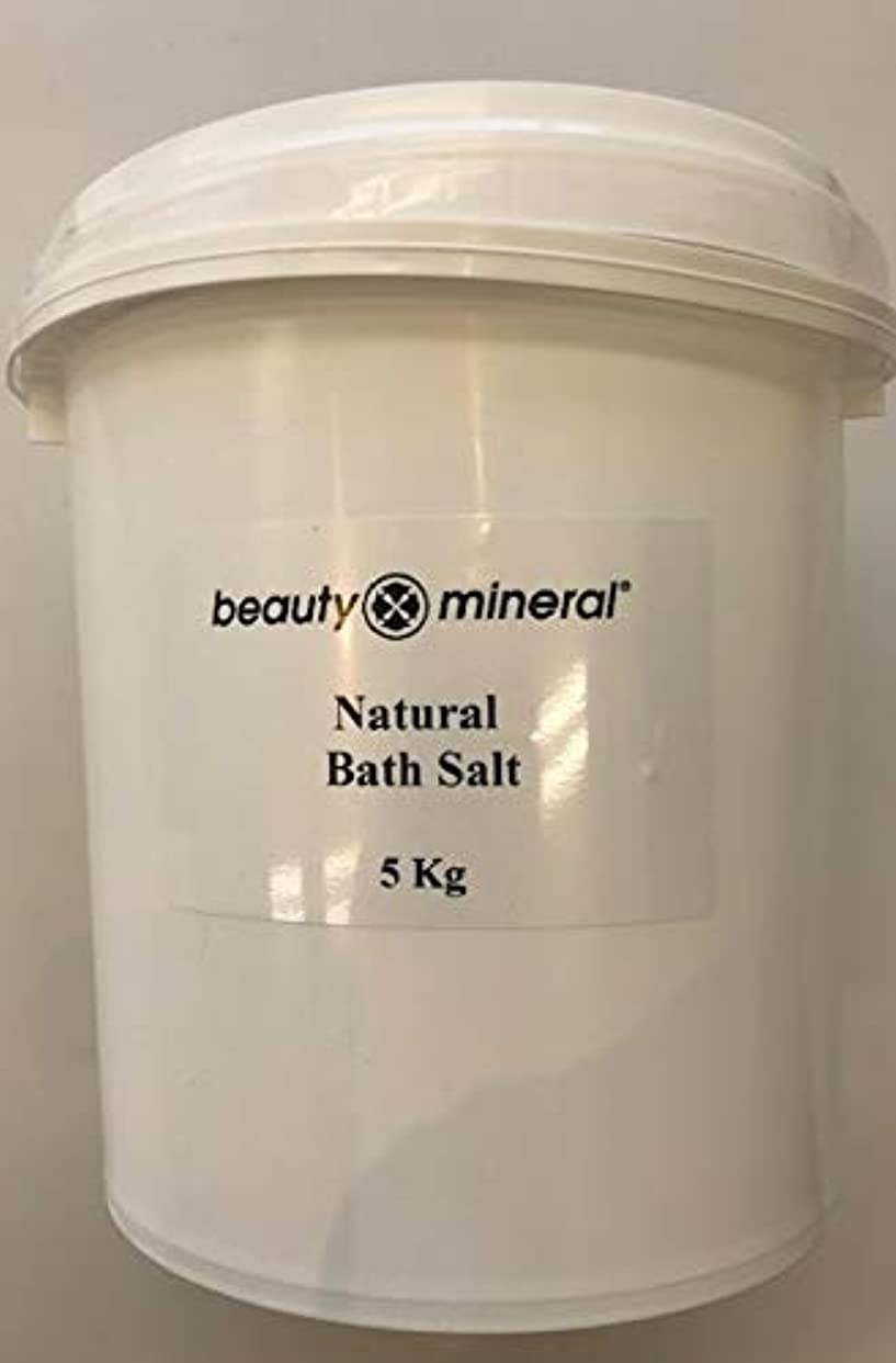 一般競合他社選手たるみBeauty Mineral デッドシー?バスソルト(ナチュラル)業務用 5kg