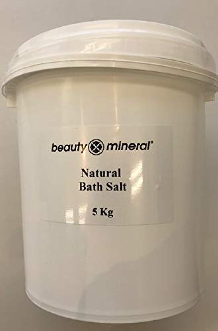 技術者防衛グラフィックBeauty Mineral デッドシー?バスソルト(ナチュラル)業務用 5kg