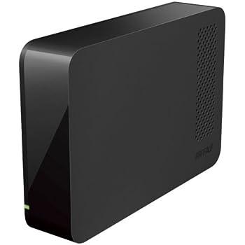 BUFFALO ターボPC EX2 Plus/かんたんロック対応 USB3.0用 外付けHDD 2TB ブラック HD-LL2.0U3-BK
