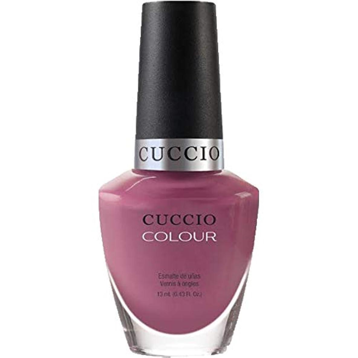 発疹取り扱い風変わりなCuccio Colour Gloss Lacquer - Pulp Fiction - 0.43oz/13ml