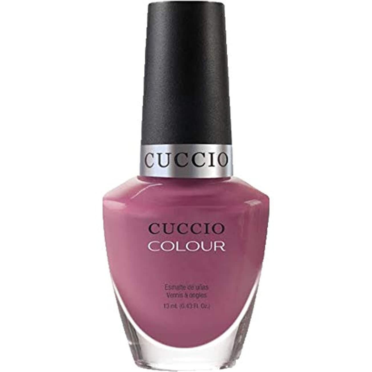 遺伝子猛烈なより多いCuccio Colour Gloss Lacquer - Pulp Fiction - 0.43oz/13ml
