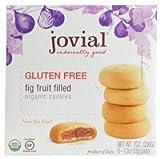 Jovial オーガニック グルテンフリー クッキー(イチジク入り)(7oz x 3箱)[海外直送品][並行輸入品]