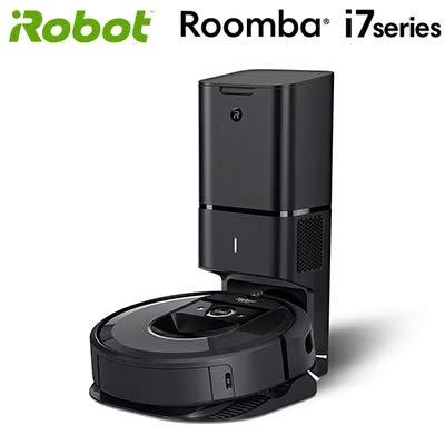 ルンバi7+ アイロボット ロボット掃除機 自動ゴミ収集 水洗い可 wifi対応 スマートマッピング 自動充電・運...
