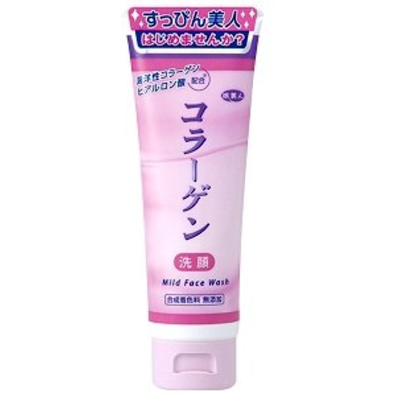 単調な症候群錫アズマ商事 旅美人 コラーゲン 洗顔フォーム 120g