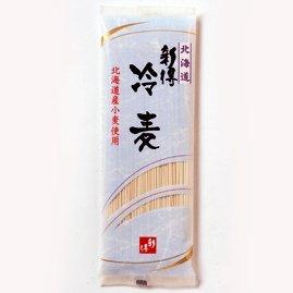 北海道産小麦100%新得ひやむぎ 220g×5把