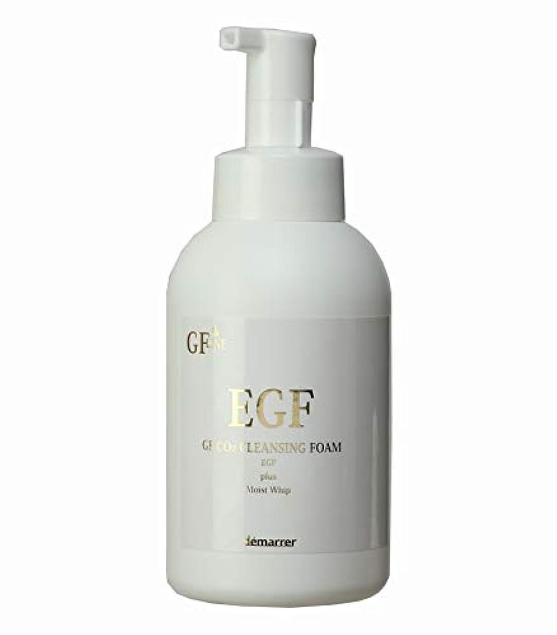 太鼓腹罹患率保護するデマレ GF炭酸洗顔フォーム 500ml