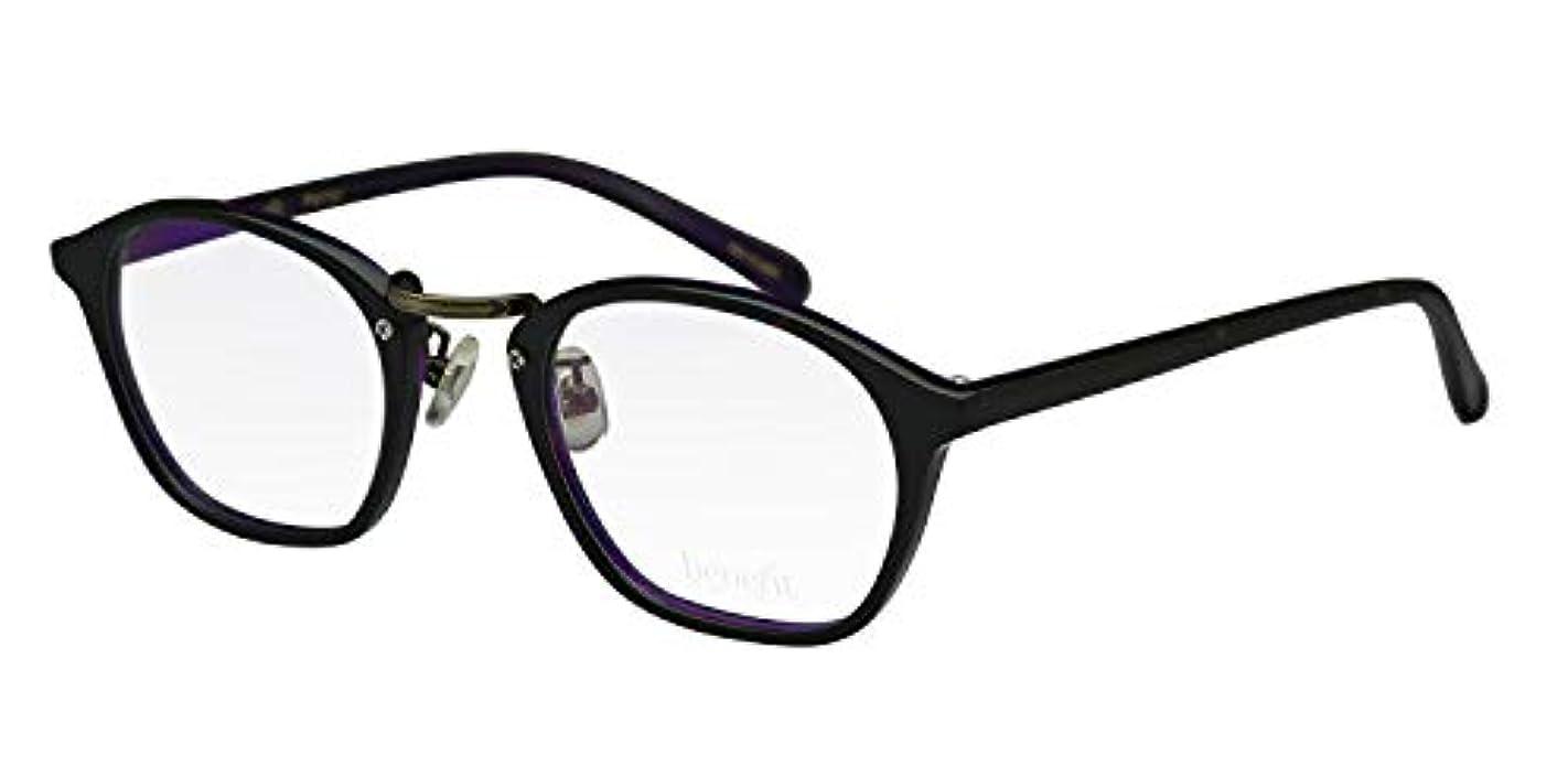狼同化バンガロー鯖江ワークス(SABAE WORKS) 老眼鏡 ウェリントン おしゃれ 鼻あて付き Pansy2 +0.75