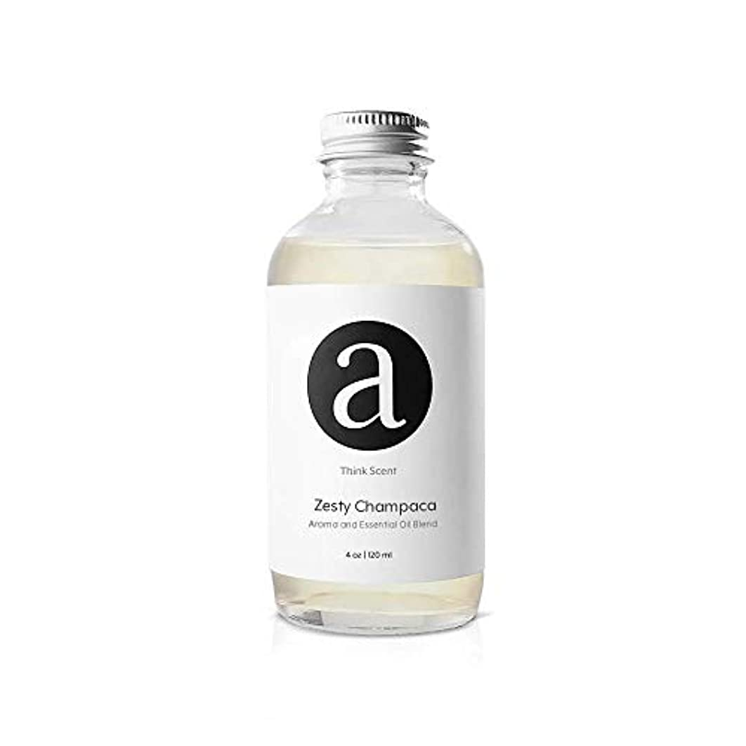買い手土砂降り使用法( Zesty Champaca )アロマ/ Fragrance Oil for aromatech消臭香りDiffuser 120ml