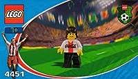 LEGO 4451 Coca-Cola Forward 3 レゴ サッカー コカコーラ フォワード 3