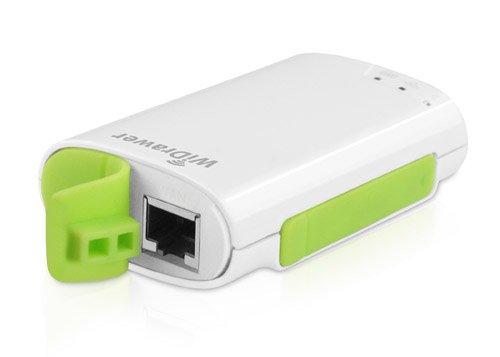 ラトックシステム バッテリー搭載ポケットルーター(Wi-Fiカードリーダー付) REX-WIFIMSD1-26